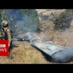 Pakistan 'shoots down two Indian jets' over Kashmir - BBC News