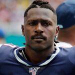 Patriots Release Antonio Brown!