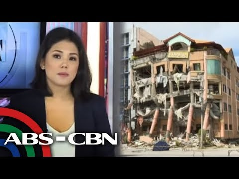 Philippines earthquake: 'Cotabato running out of engineers to check integrity of buildings' | ANC