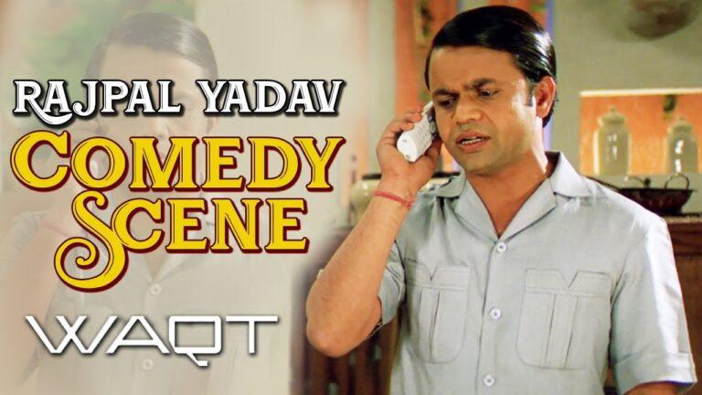 Rajpal Yadav Comedy Scenes | Waqt | Boman Irani, Amitabh Bachchan, Priyanka Chopra, Akshay Kumar