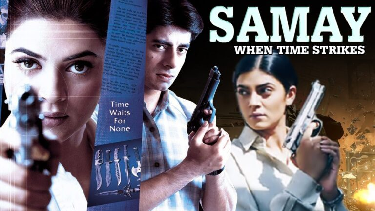 Samay: When Time Strikes | Full Movie | Sushmita Sen | Jackie Shroff | Hindi Suspense Movie