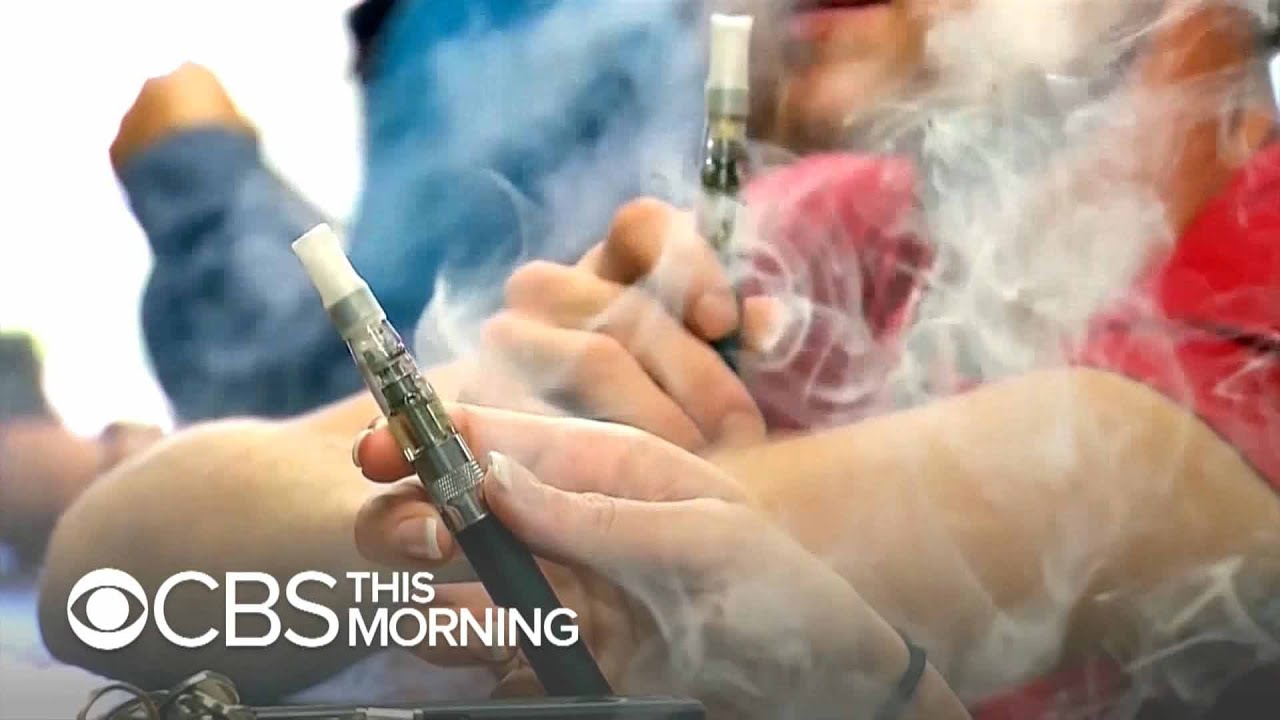 Sixth death possibly linked to vaping