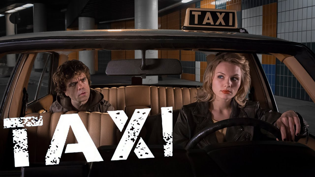 Taxi (Full Movie) Dark Comedy l Peter Dinklage l subtitled