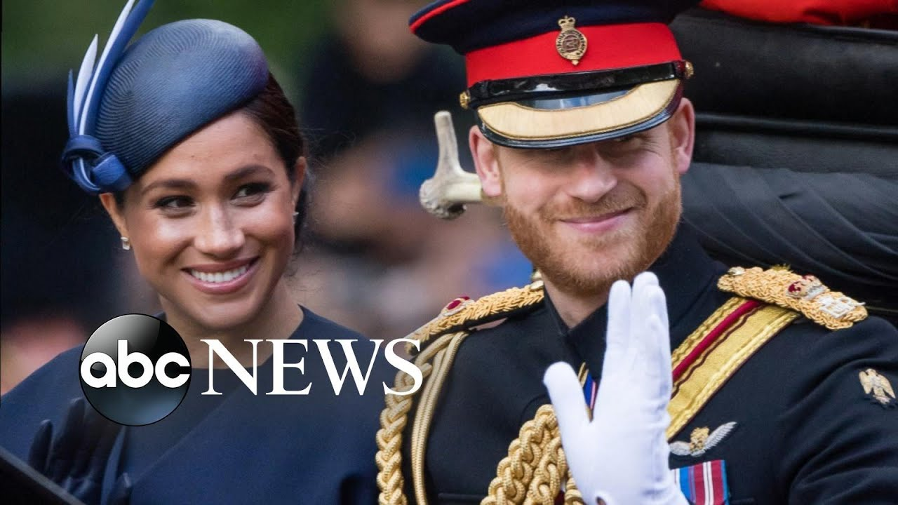 The royal family to hold emergency meeting about Sussex's future l ABC News