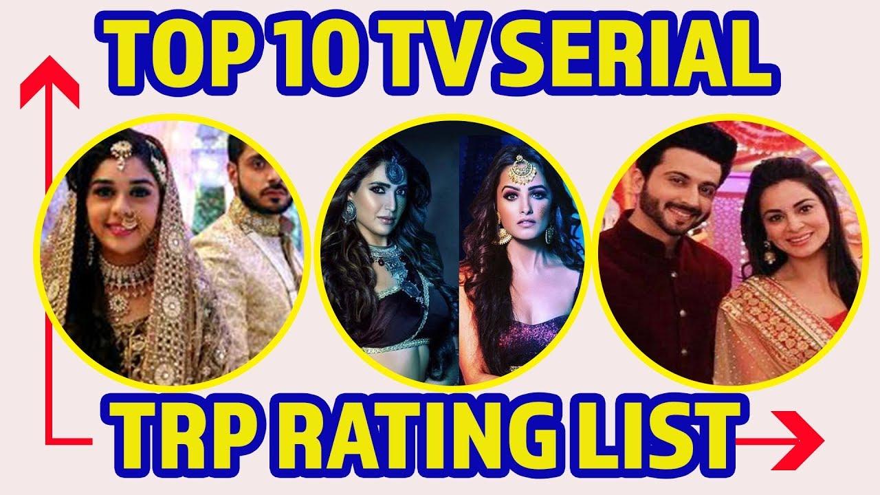 Top 10 Serial TRP Rating List, Naagin 3, Kundli Bhagya, Kumkum Bhagya, Kulfi Kumar Bajewala