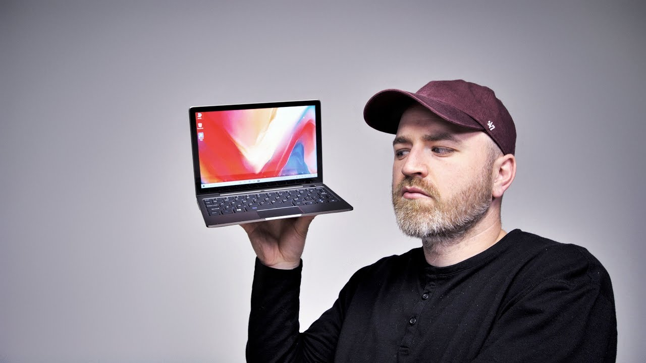 Unboxing The World's Smallest Ultrabook