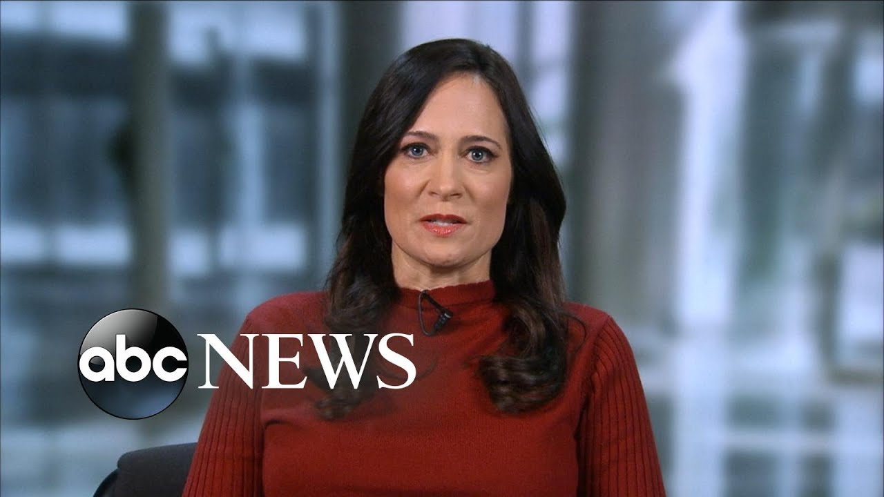 White House press secretary reacts to Trump impeachment l ABC News