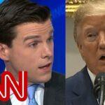 CNN reporter responds to Trump: That's not true