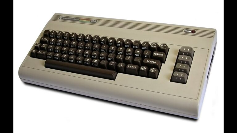 Checking The Prices On eBay For A Commodore 64 And 128