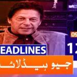 Geo Headlines 12 AM | 9th January 2020