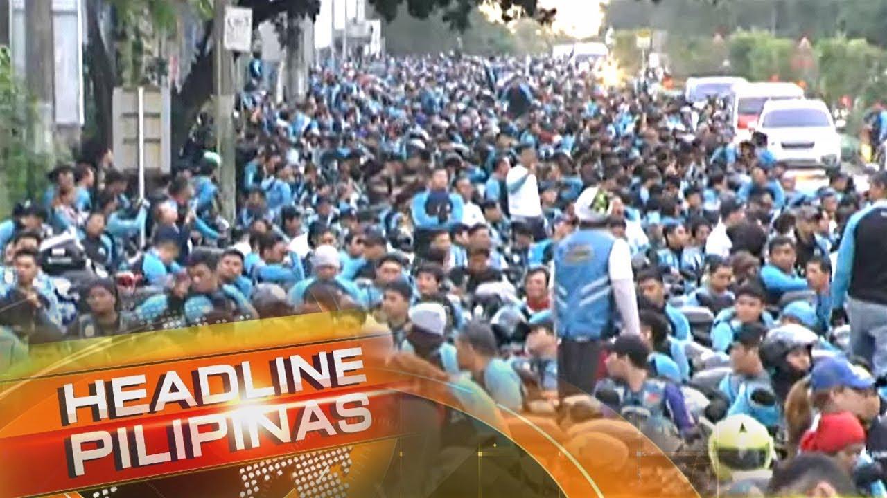 Headline Pilipinas, 23 December 2019   DZMM