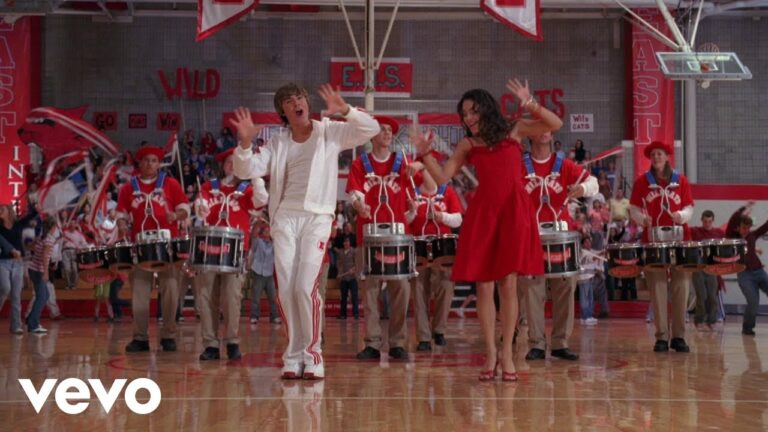"""High School Musical Cast - We're All In This Together (From """"High School Musical"""")"""