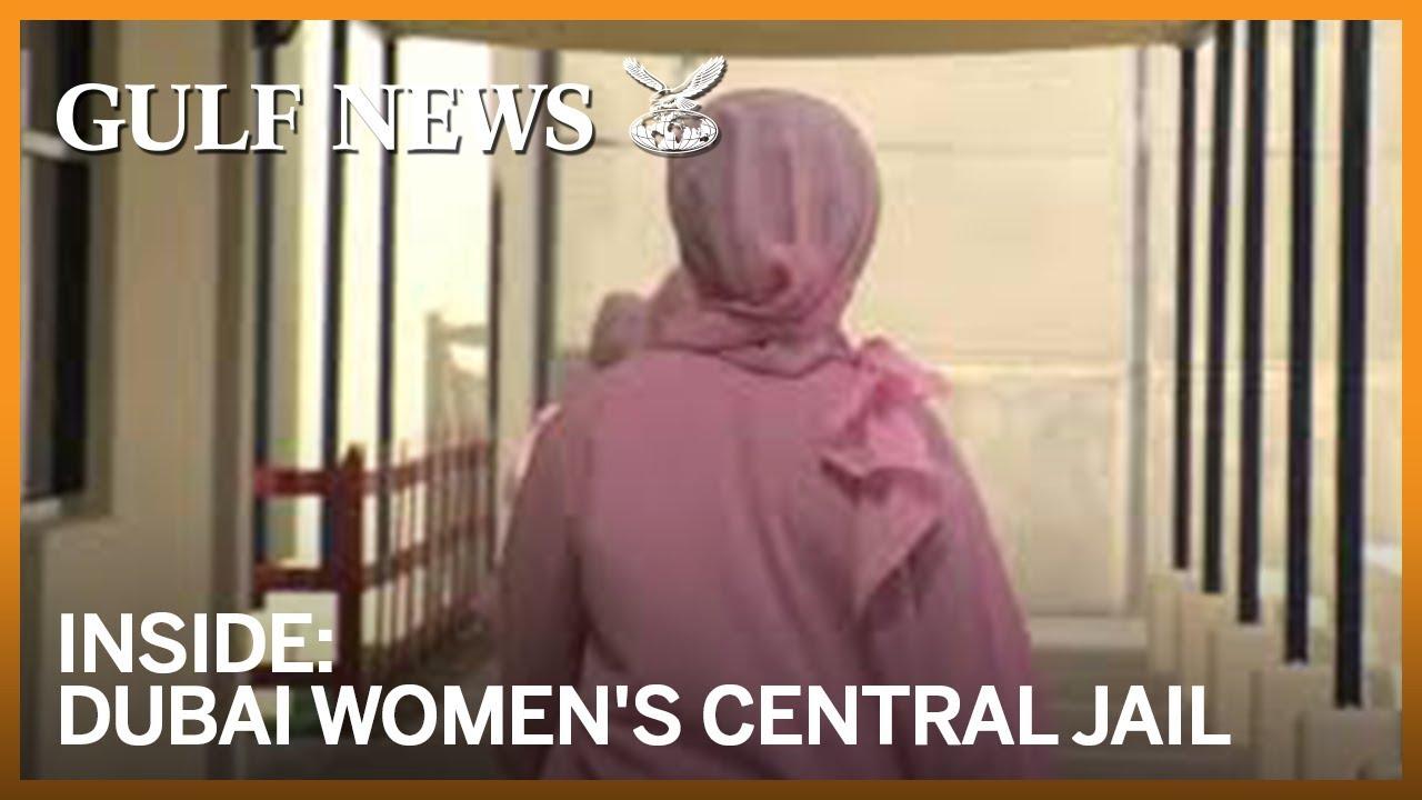 Inside the Dubai Women's Central Jail in Al Aweer