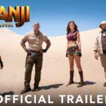 JUMANJI: THE NEXT LEVEL - Official Trailer (HD)