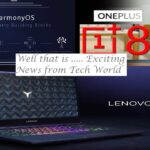 Latest Technology News || Lenovo legion mobile, One plus 8 pro specs, Huawei Harmony OS Ecosystem