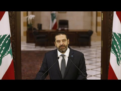 Lebanon's Hariri announces reform package after days of protests