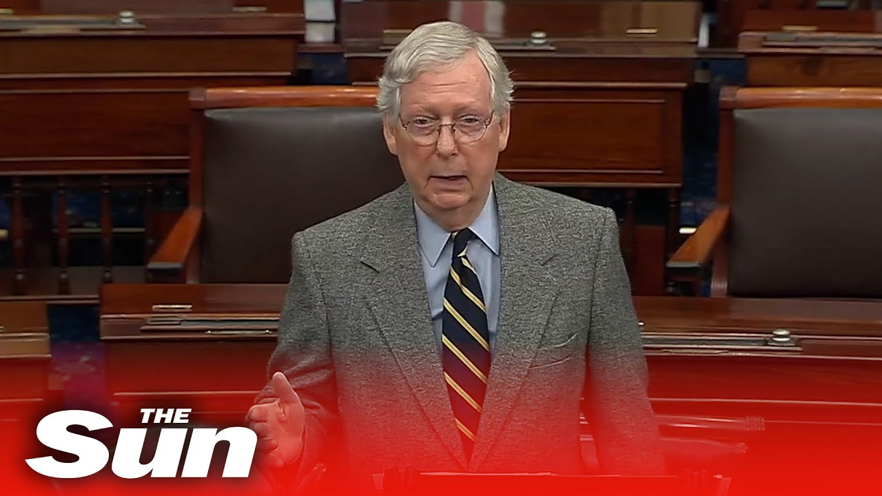 Mitch McConnell on Trump's 'least fair' impeachment and the killing of 'Iran's master terrorist'