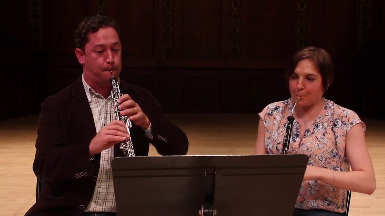 Oboe vs. English Horn with RPO musicians