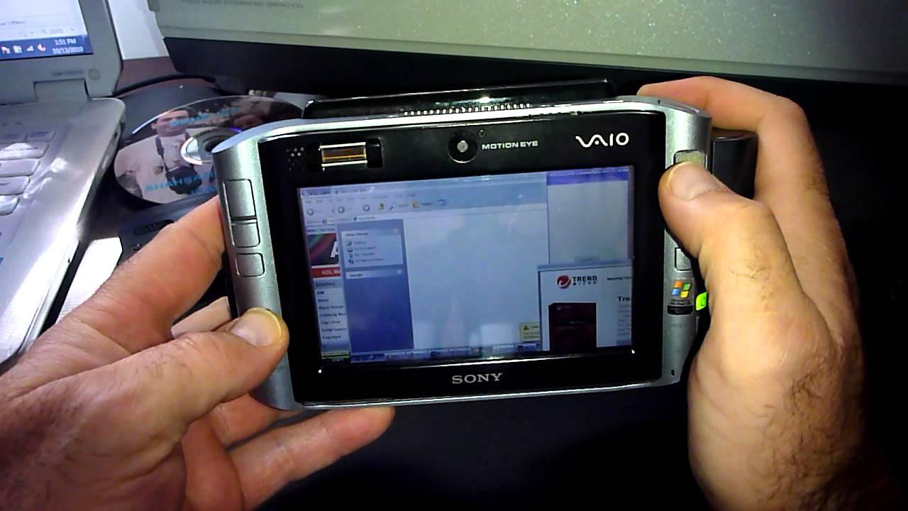 October 13 2010,Sony Small laptop u180