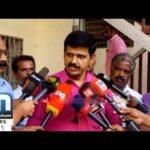 PK Krishnadas & Sobha Surendran Extend Support For Sandeep Warrier| Mathrubhumi News