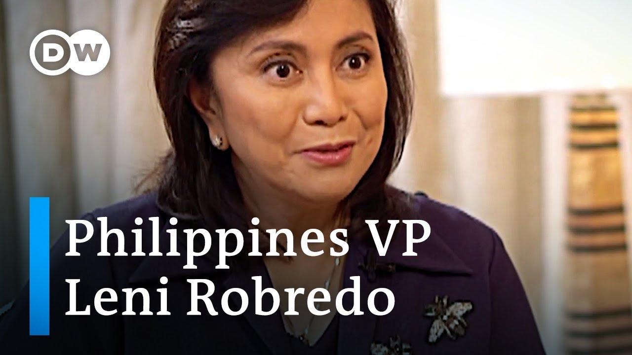 Philippines VP Leni Robredo talks tough on Duterte | DW Interview