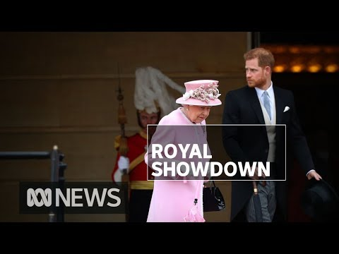 Queen summons family to discuss Prince Harry and Meghan Markle's future   ABC News