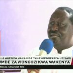 Raila Odinga akemea makanisa yanayoendeleza ufisadi