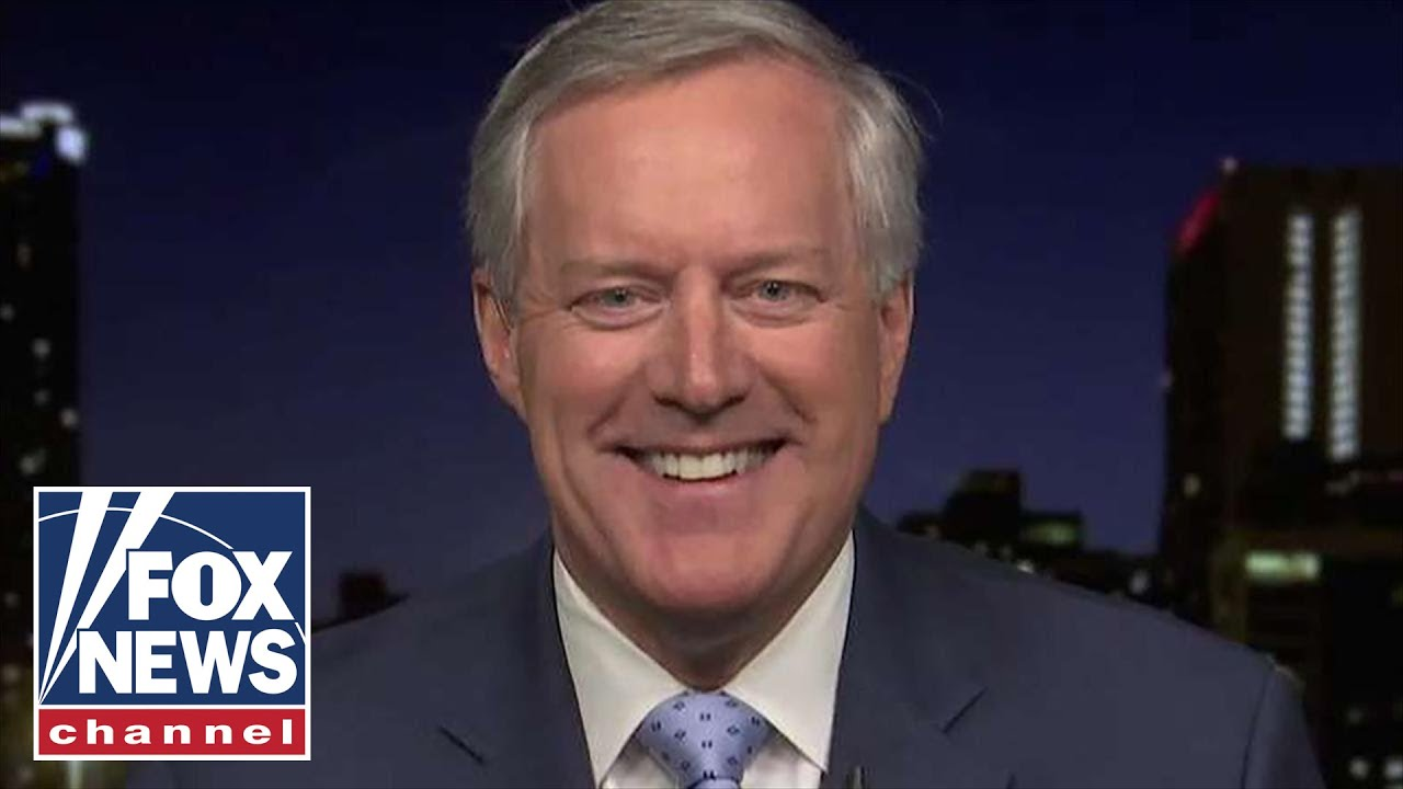 Rep. Meadows sounds off on Dems for celebrating Trump's impeachment