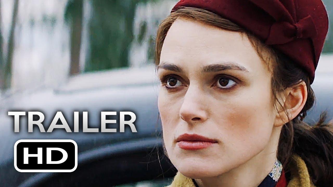 THE AFTERMATH Official Trailer (2019) Keira Knightley, Alexander Skarsgård War Drama Movie HD