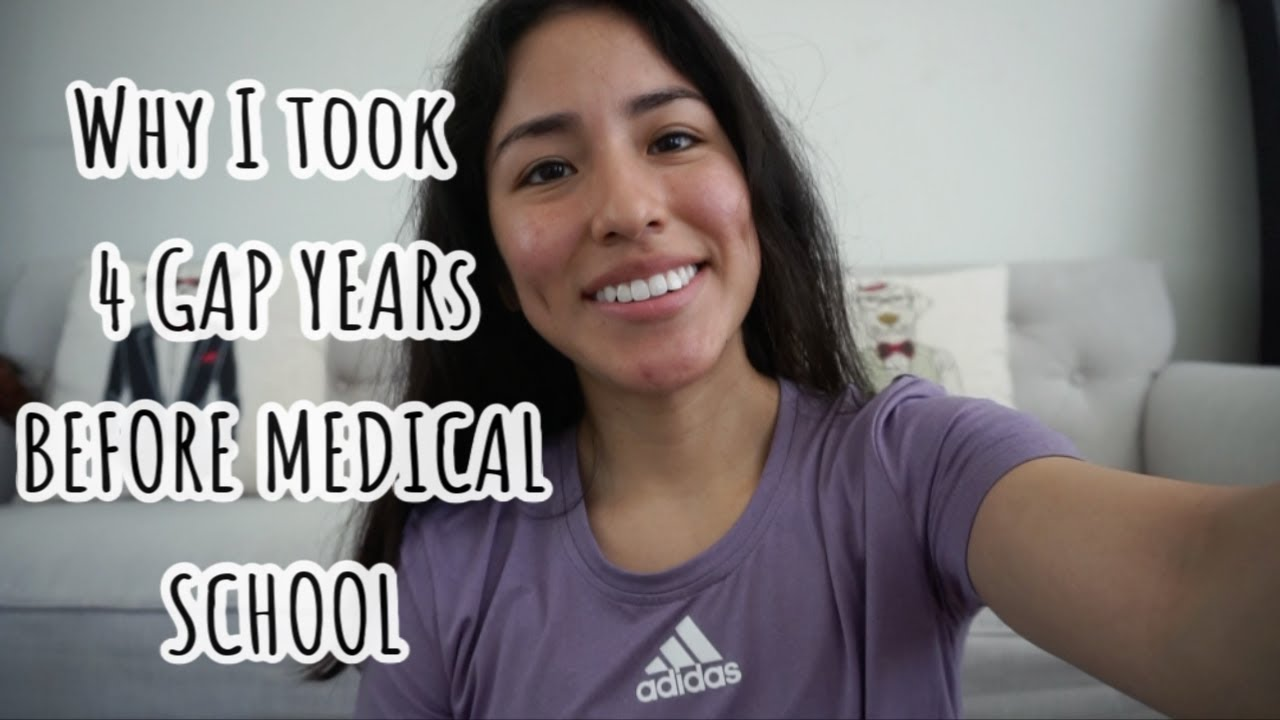 Why I Took 4 Gap Years Before Medical School | Pre-Med