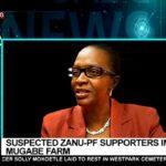 Zimbabwe   Suspected Zanu PF supporters invade Mugabe's farm