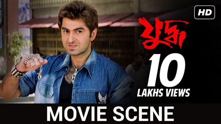 পুলিশ গুন্ডা মুখোমুখি | Juddho | Mithun Chakraborty | Jeet | Koel | Movie Scene | SVF