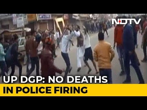 11 Dead In Friday's Violence In Uttar Pradesh Over Citizenship Protests