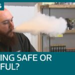 E-cigarette concerns as calls to ban vaping grow | ITV News