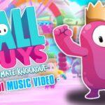 Fall Guys: Ultimate Knockdown HINDI MUSIC VIDEO | Hindi Funny Parody Song