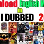 How To Download All English Movies in Hindi Dubbed 2019/HD/ 1 Click