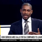 How serious are calls for SA companies to leave Nigeria?