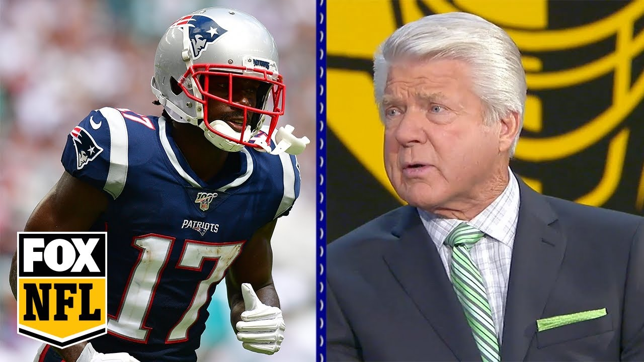 Is Antonio Brown done in the NFL? Jimmy Johnson: 'I wouldn't touch him ever'   FOX NFL