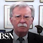 """John Bolton says Republican leaders need to """"speak the truth"""" about Trump's false election fraud …"""