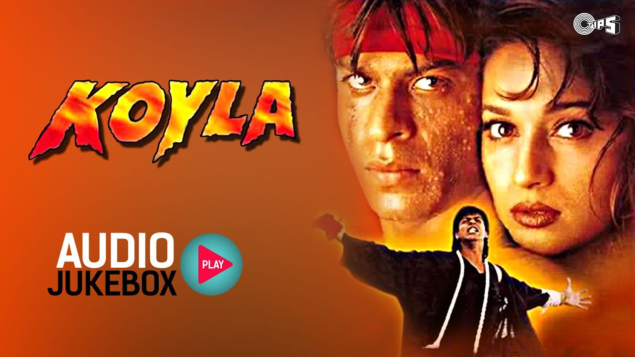 Koyla Jukebox - Full Album Songs | Shahrukh Khan, Madhuri Dixit, Rajesh Roshan