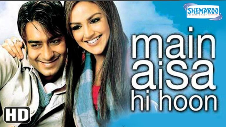 Main Aisa Hi Hoon {HD} -  Ajay Devgan - Sushmita Sen - Esha Deol- Hindi Movie -(With Eng Subtitles)