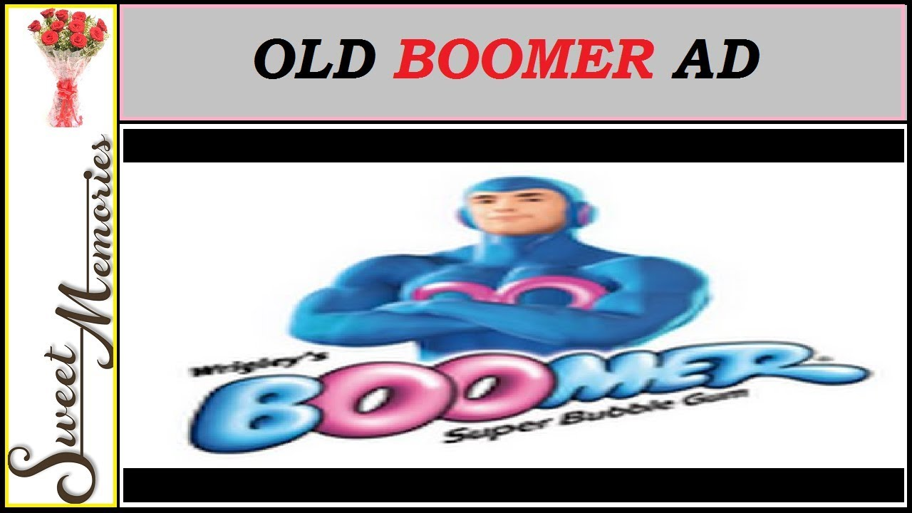 OLD BOOMER BUBBLE GUM AD  {old doordarshan serials ads ad sun tv video games in tamil hindi}