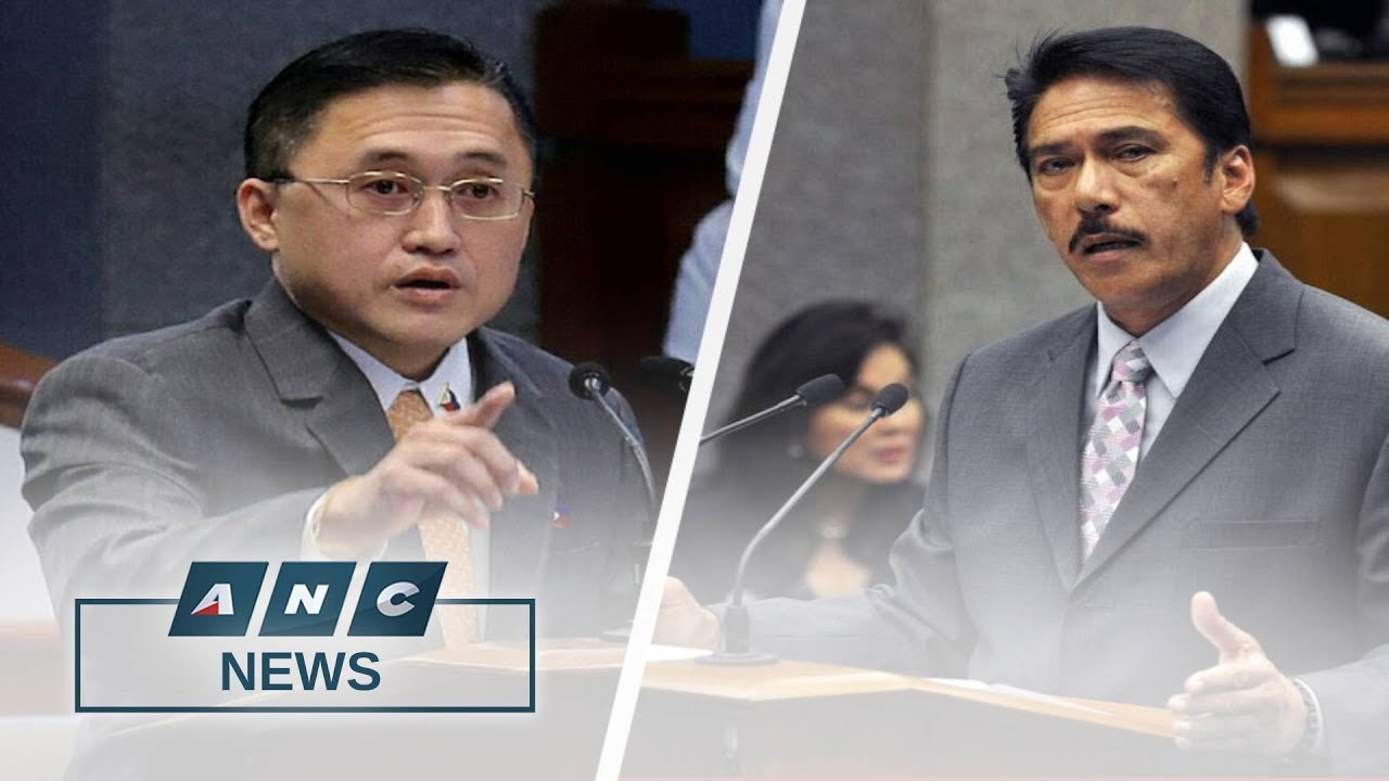 Sen. Go: I will suggest to Pres. Duterte to ban some U.S. senators from entering PH   Top Story