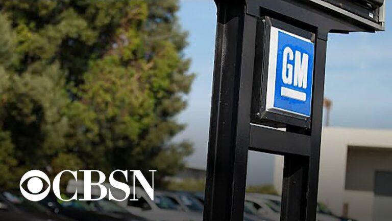 United Auto Workers to strike against General Motors