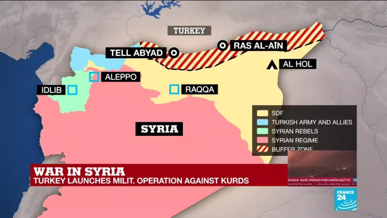War in Syria: Can the Kurdish forces fight back?
