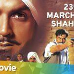 23 March 1931 Shaheed (HD) Hindi Full Movie  Bobby Deol  Sunny Deol   Amrita Singh   Bollywood Movie