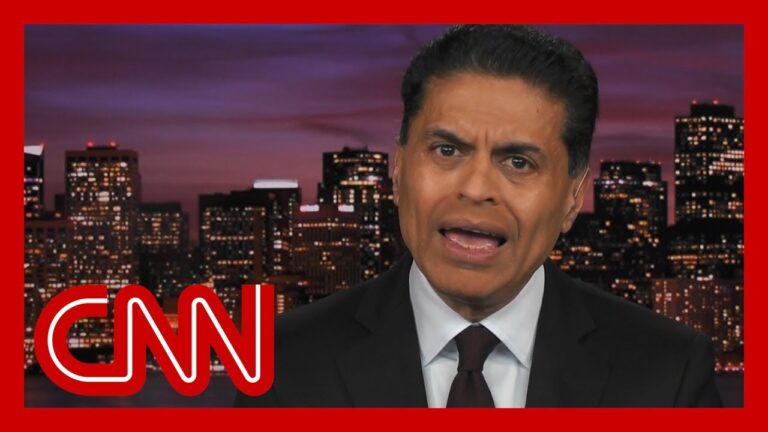Fareed Zakaria: Trump put Iran in a box without any endgame