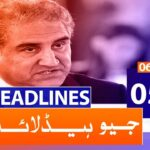 Geo Headlines 05 PM | 6th January 2020