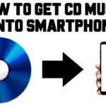 How To Put CDs on Android Phone - How To Burn Rip CDs onto Computer Windows 10