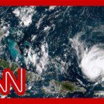 Hurricane Dorian strengthens to category 4